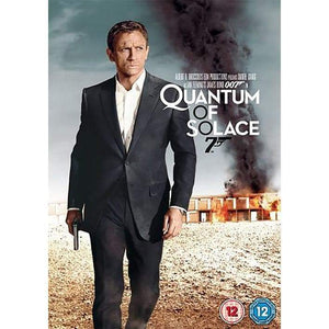 Quantum Of Solace DVD - 007STORE