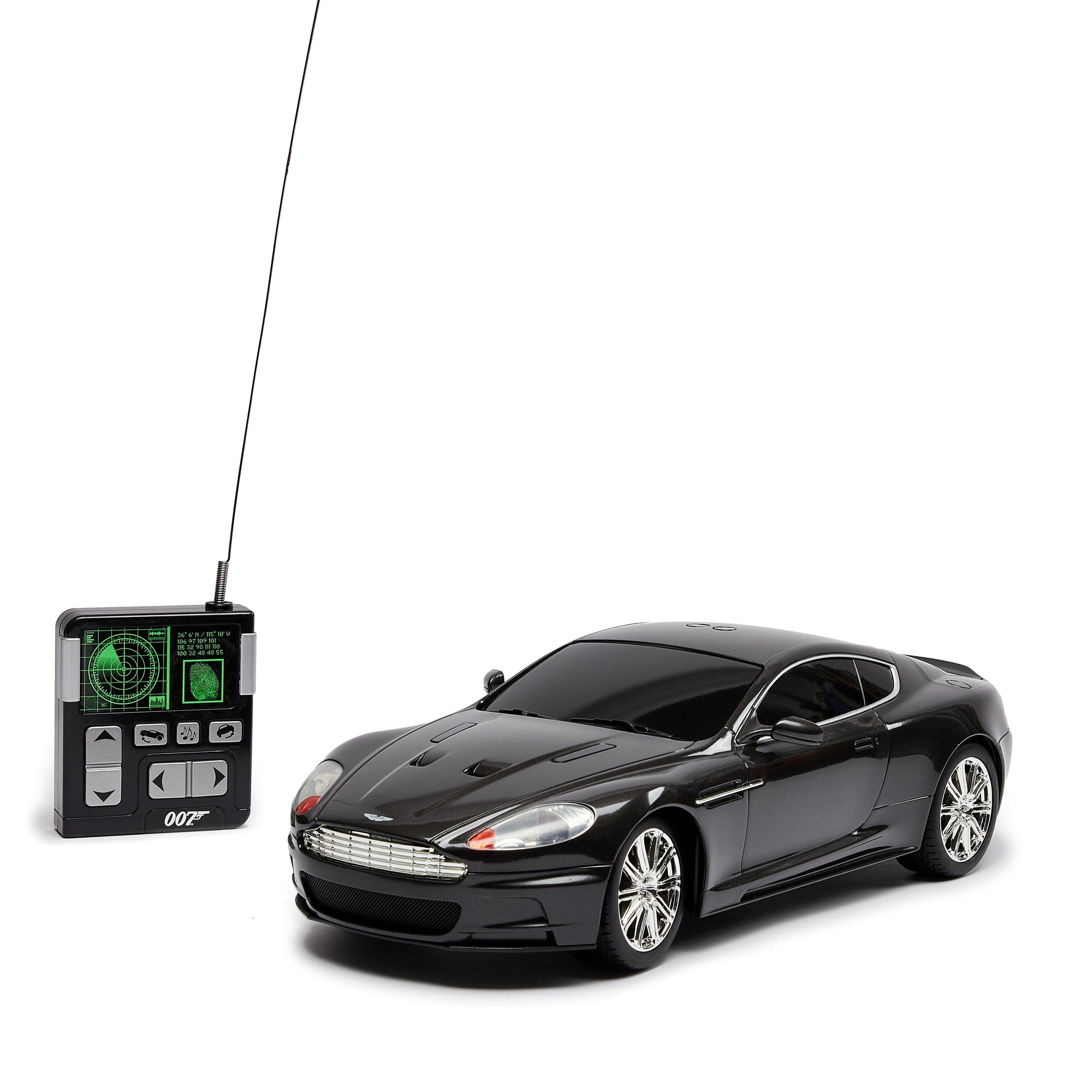 007 Aston Martin DBS Remote Control Car - Quantum Of Solace Edition