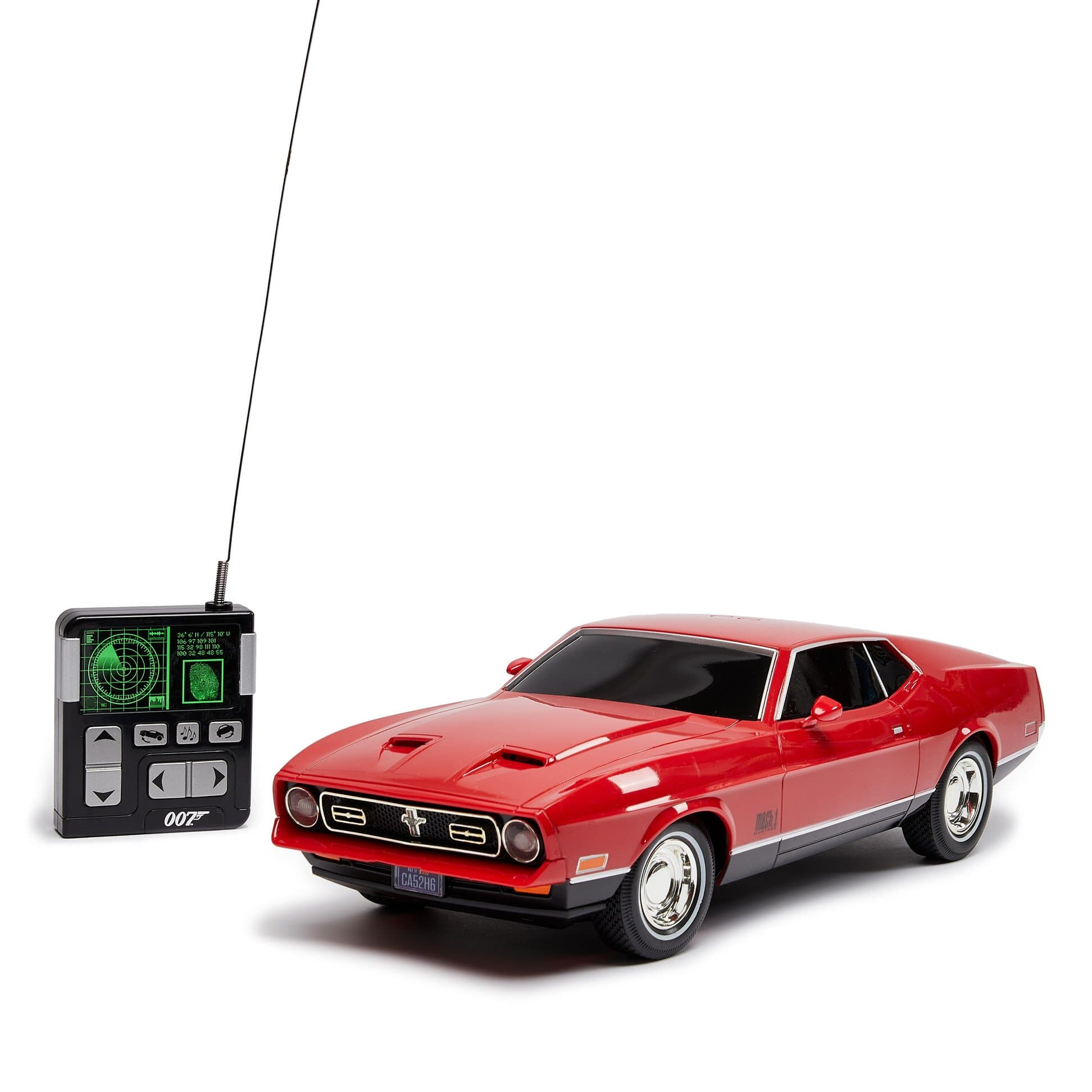 007 Ford Mustang Remote Control Car - Diamonds Are Forever Edition