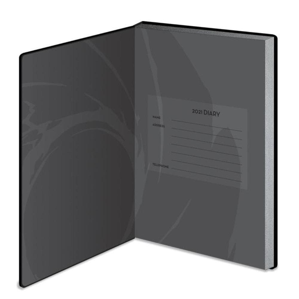 James Bond A5 2021 Diary - 007STORE