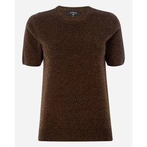 Women's Cashmere T-shirt - Madeleine Swann Edition - By N. Peal - 007STORE