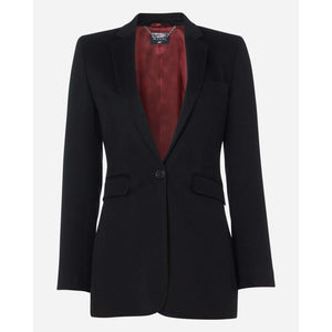 Women's Tailored Cashmere Jacket - Pussy Galore Edition - By N. Peal - 007Store