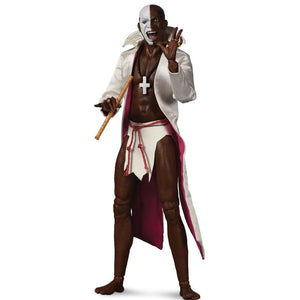 Baron Samedi 1:6 Scale Figure - Live And Let Die Limited Edition - By Big Chief Studios - 007STORE