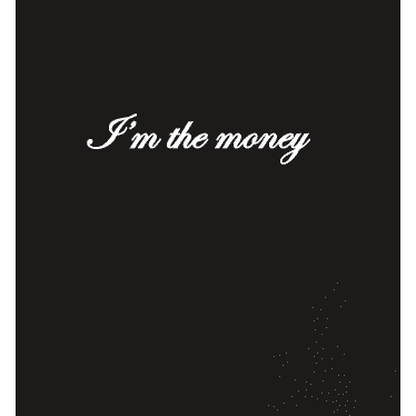 """I'm The Money"" Embroidered Women's T-Shirt - Casino Royale Edition - By Double Trouble Gang - 007Store"