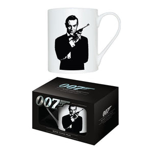Sean Connery Bone China Mug - 007STORE