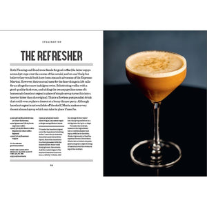James Bond Cocktail - The Refresher