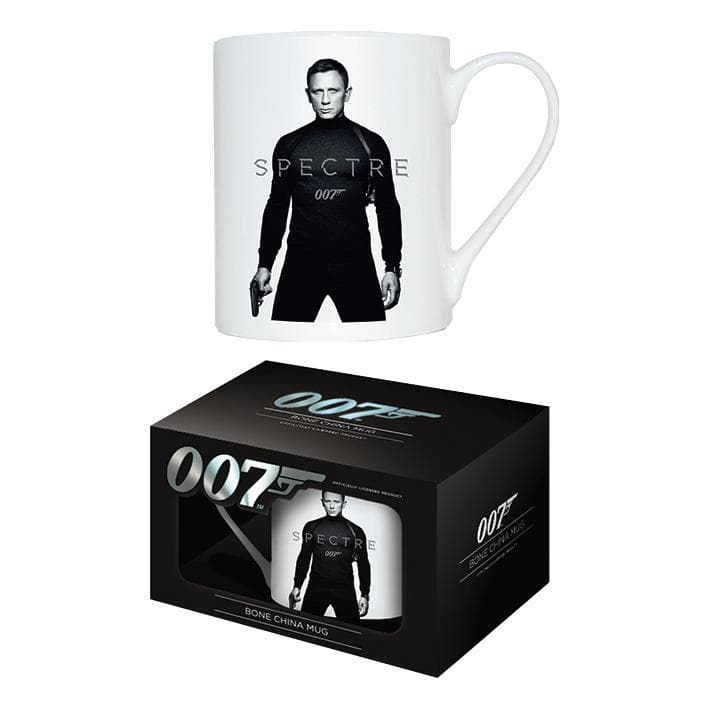SPECTRE - BONE CHINA MUG