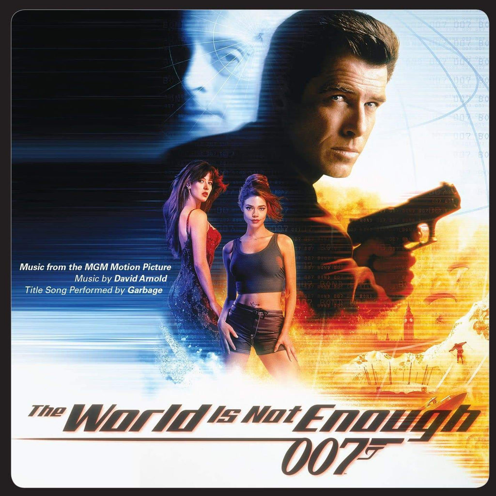 THE WORLD IS NOT ENOUGH LIMITED EDITION (2 CD SET)