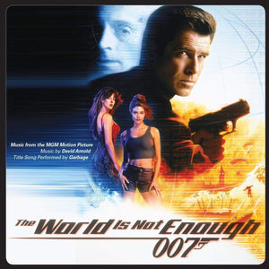 The World Is Not Enough, The: Limited Edition (2-CD Set) - 007STORE