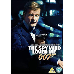 THE SPY WHO LOVED ME DVD