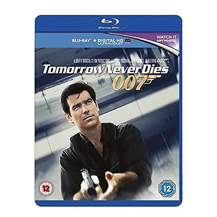Tomorrow Never Dies Blu-Ray - 007STORE