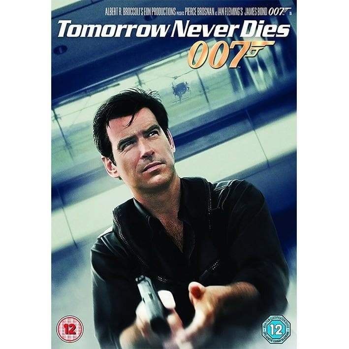 Tomorrow Never Dies DVD - 007STORE