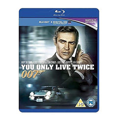 YOU ONLY LIVE TWICE DVD