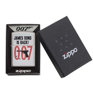 James Bond Zippo Lighter (From Russia With Love) - 007STORE
