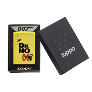 James Bond Zippo Lighter (Dr. No) - 007STORE