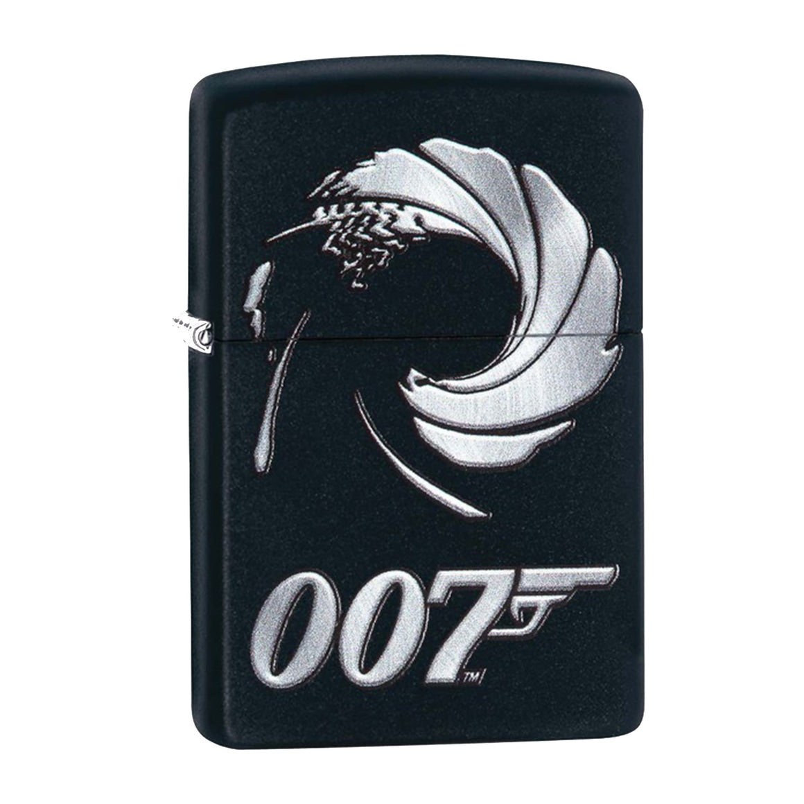 James Bond Zippo Lighter (Gun Barrel) - 007STORE