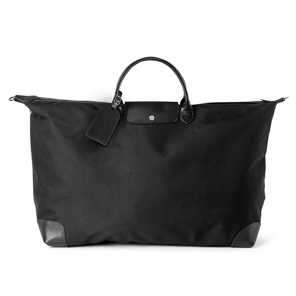 007 Leather-trimmed Weekend Bag - No Time To Die Edition - 007STORE