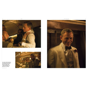 Blood, Sweat and Bond: Behind The Scenes Of Spectre - 007STORE