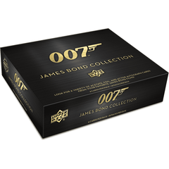 007 James Bond Collection Trading Card Set By Upper Deck