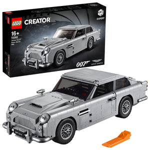 James Bond Aston Martin DB5 Car Model - By LEGO Creator Expert (Pre-order)