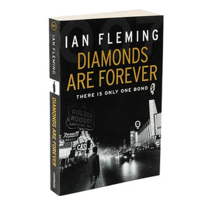 Diamonds Are Forever: James Bond Paperback Book - By Ian Fleming - 007STORE
