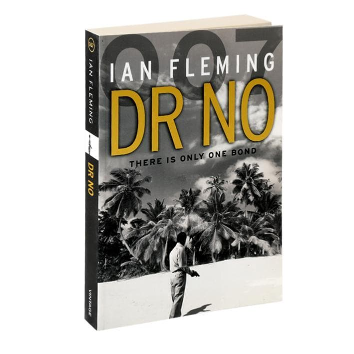 Dr. No: James Bond Paperback Book - By Ian Fleming - 007STORE
