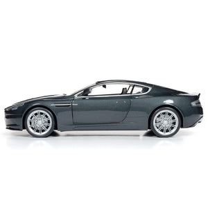 James Bond Aston Martin DBS V12 Model Car - Quantum of Solace Edition - By Round 2 - 007STORE