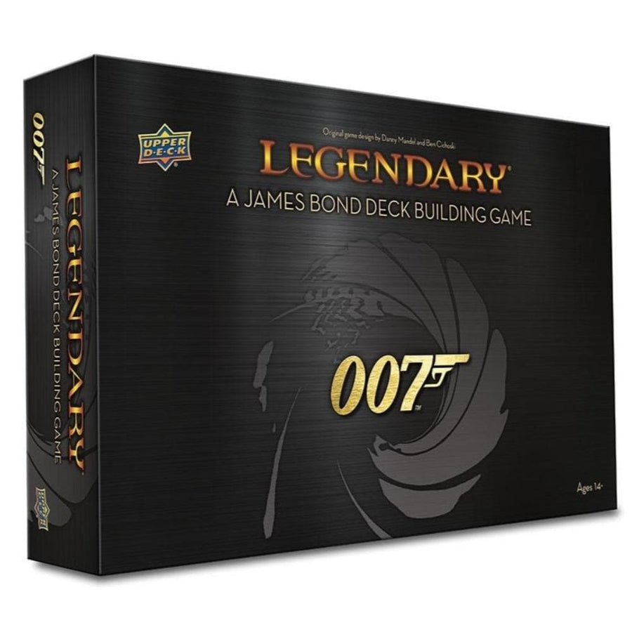 Legendary Deck Building Game - Official James Bond Sore