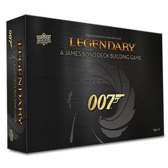 Legendary 007: A James Bond Deck Building Game by Upper Deck