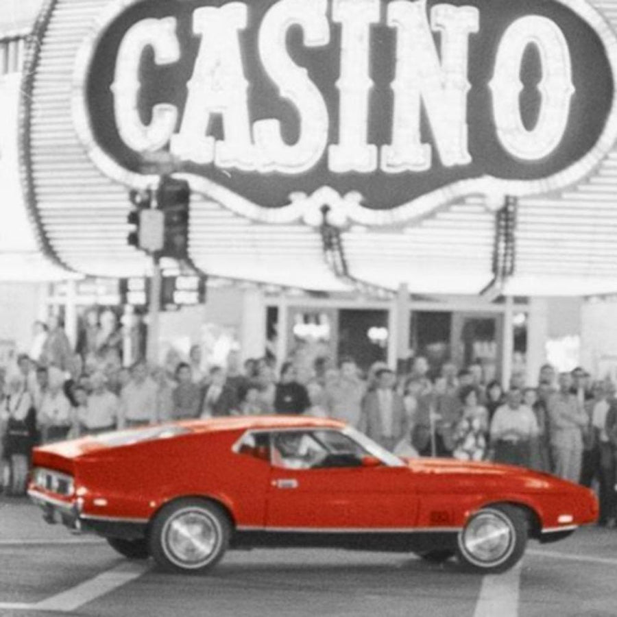 007 Ford Mustang Remote Control Car - Diamonds Are Forever Edition - 007STORE