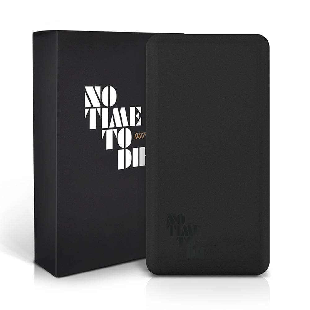 No Time To Die Power Bank - 007STORE