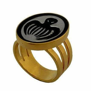 SPECTRE Agent Ring (Thunderball Edition) - 14CT Gold Limited Edition - 007STORE