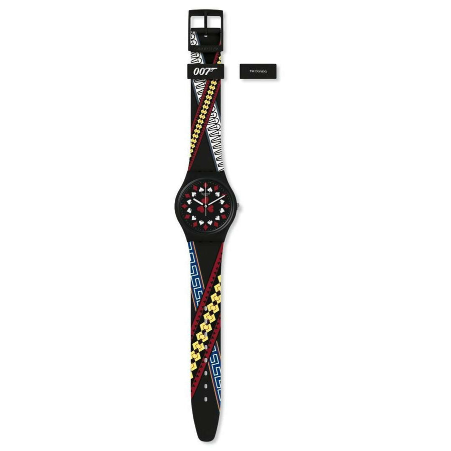 007 Swatch Watch - Casino Royale Limited Edition