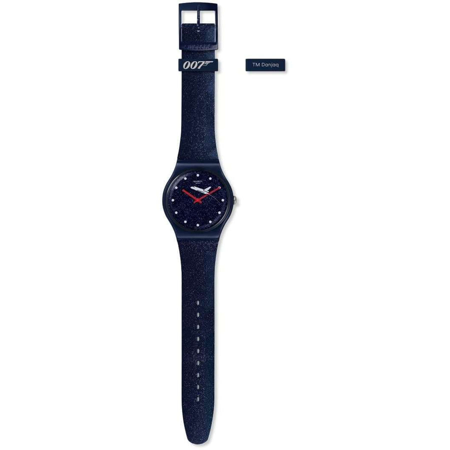 007 Swatch Watch - Moonraker Limited Edition - 007STORE