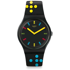 007 Swatch Watch - Dr. No Limited Edition - 007STORE