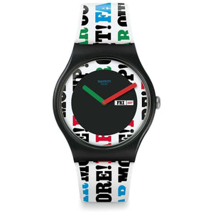 007 Swatch Watch - On Her Majesty's Secret Service Limited Edition - 007STORE