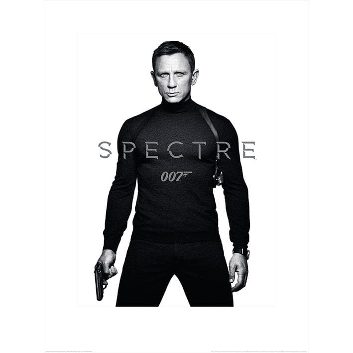 James Bond Spectre (Teaser) 60 x 80cm Art Print - 007STORE