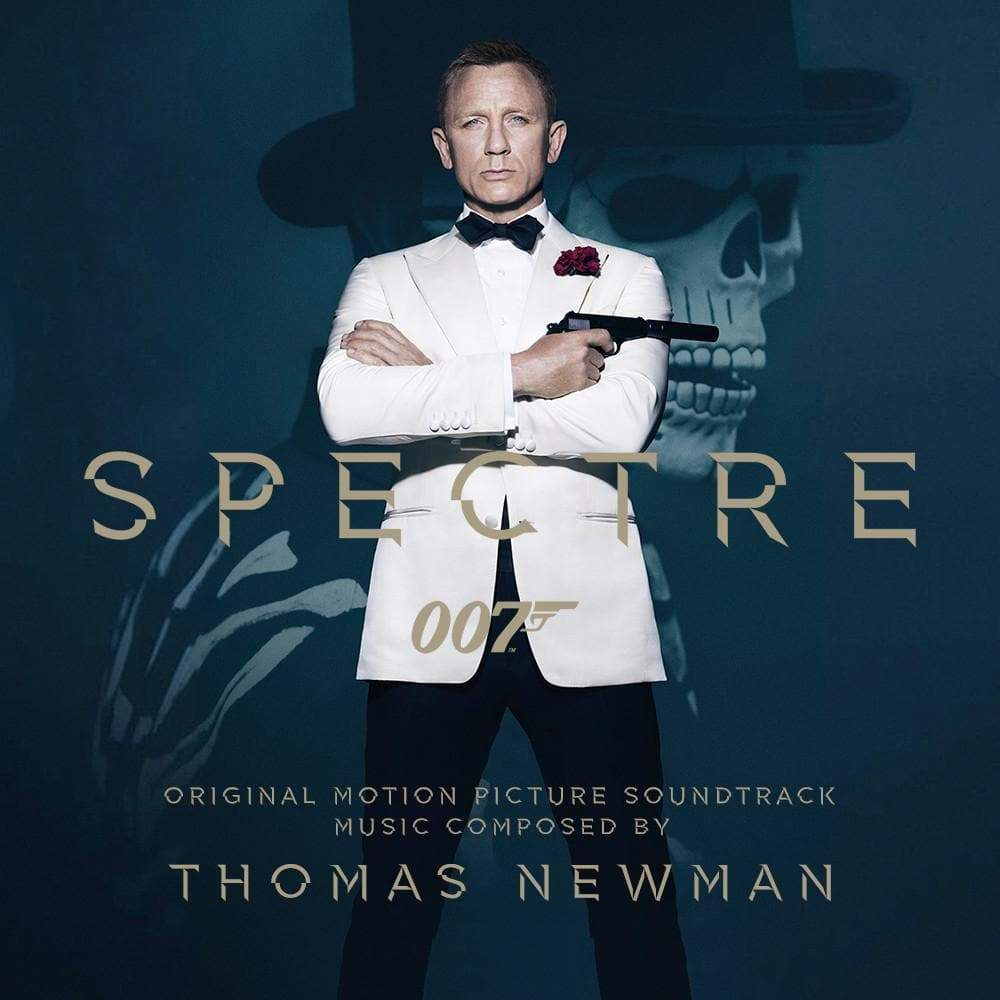 Spectre Soundtrack CD - 007STORE