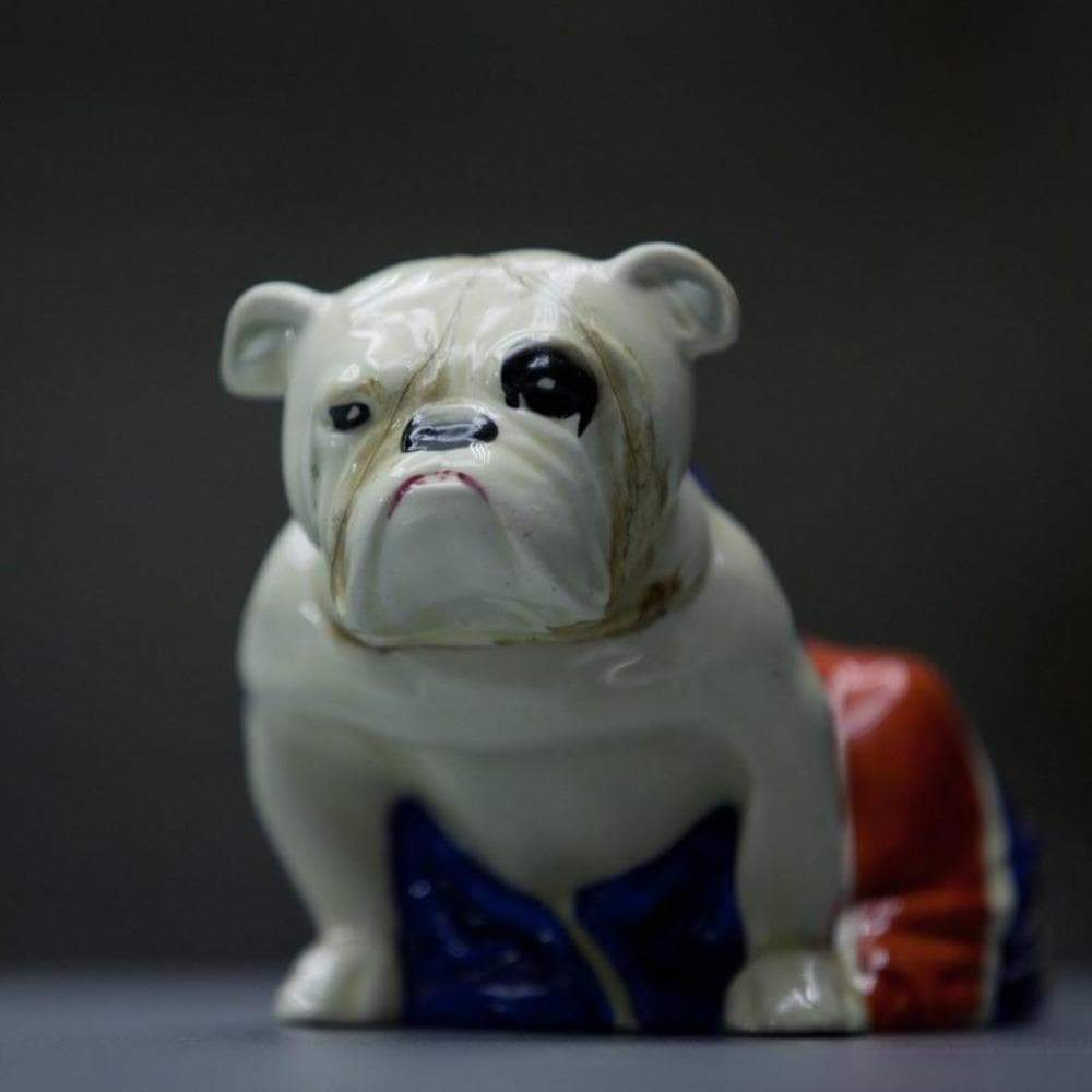 Jack The Bulldog (Spectre Edition) - Fine Bone China By Royal Doulton