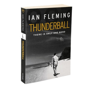 Thunderball: James Bond Paperback Book - By Ian Fleming - 007STORE