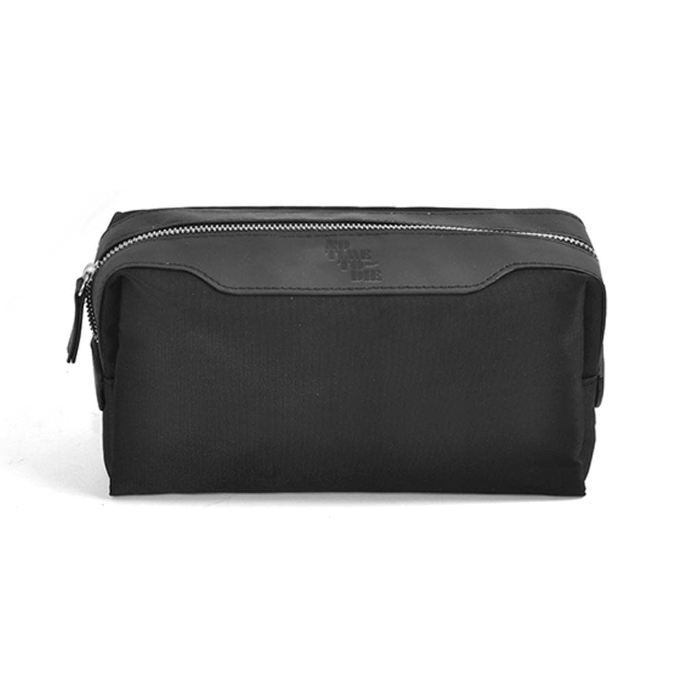 Black Canvas Wash Bag - No Time To Die Edition - 007STORE