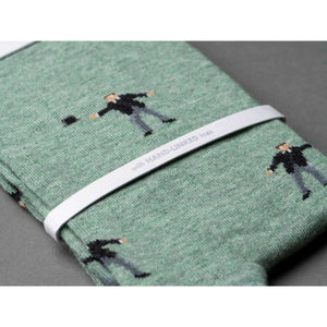 """The Oddjob"" James Bond Socks - By The London Sock Exchange"
