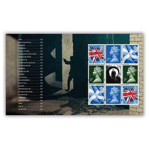 Royal Mail James Bond Prestige Stamp Book - Limited Edition - 007STORE