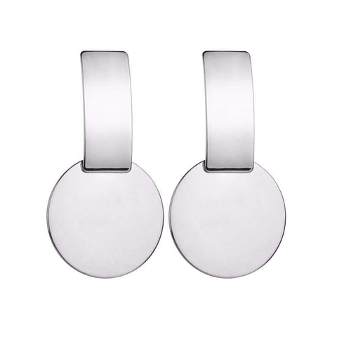 Dolly Earrings - Avail in Silver & Gold - G x G Collective
