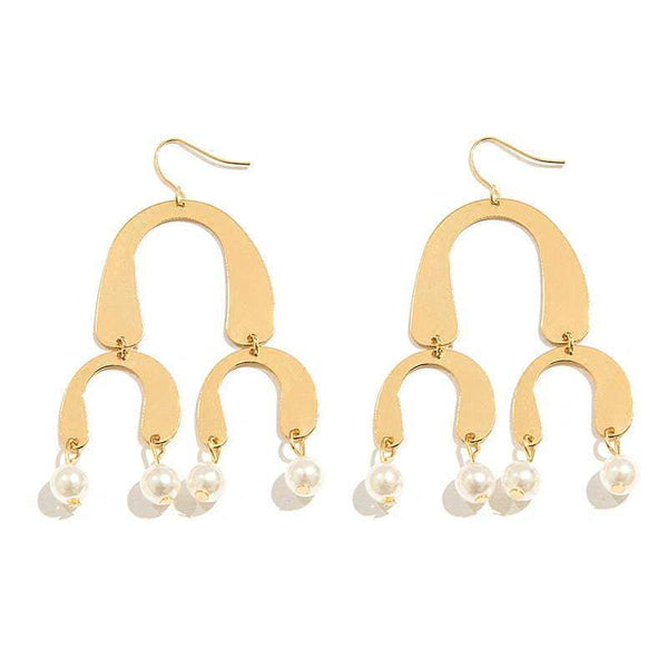 Emma Statement Earrings - G x G Collective