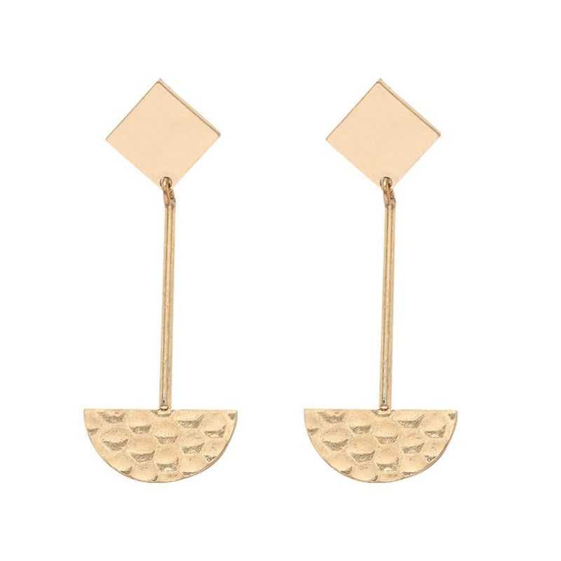 Isabella Gold & Silver Earrings