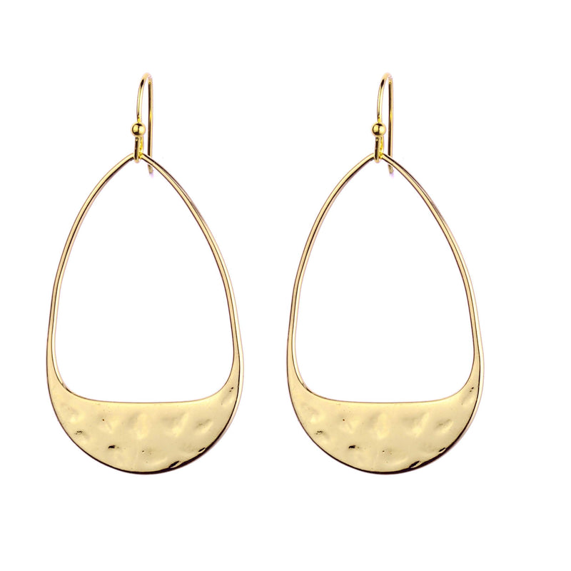 Jill Silver and Gold Earrings