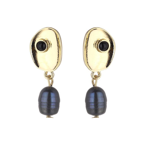 Joanne Freshwater Pearl Earrings
