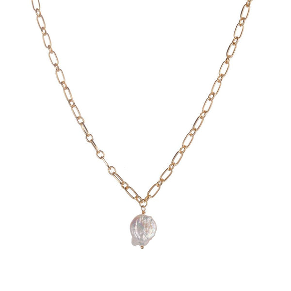 Margie Freshwater Pearl Baroque necklace