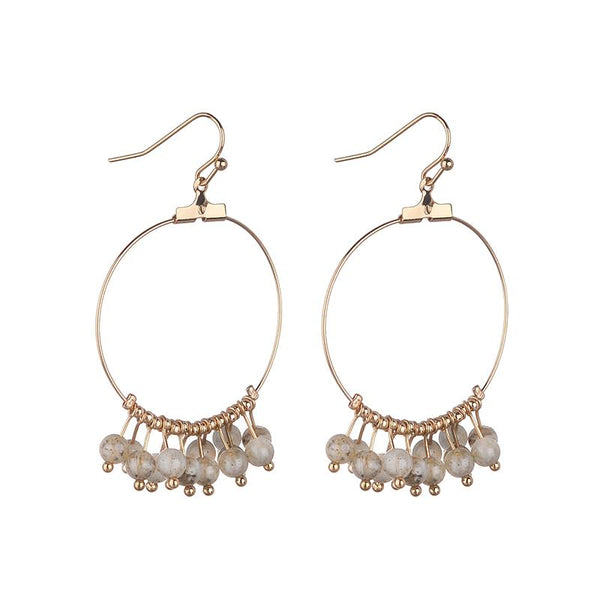 Marnie Semi-precious Earrings
